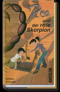 """""""Die Geschichte wird aus der Perspektive der Kinder erzählt."""" (Rea und der rote Skorpion)"""