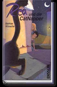 """""""Der Autor überzeugt durch einen spannenden und fesselnden Erzählstil"""" (Rea und die Catnapper)"""