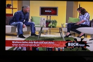 """""""Die Südstadtdetektive"""" im Fernsehen"""